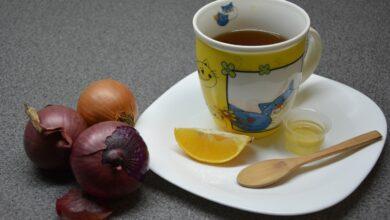 tried onion tea